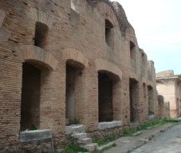 La casa degli antichi romani