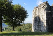 L'antico Castrum sul colle San Maffeo